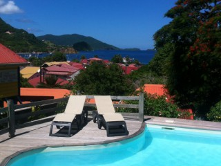 Location Appartement Guadeloupe - la piscine
