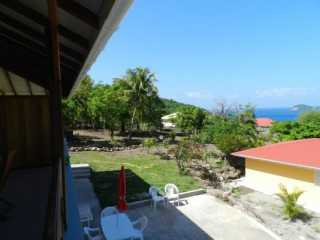 Location Appartement Guadeloupe - terrasse de ti coco