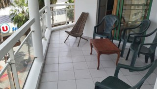 Location vacances Appartement Pointe-à-Pitre: terrasse ...<br />