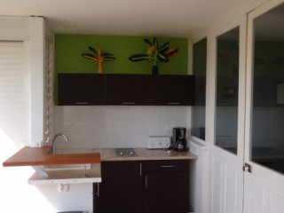 Anse des rochers : Appartement Guadeloupe