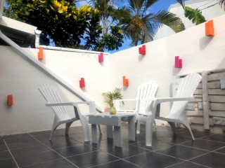 Charmant appartement avec pisc : Appartement Guadeloupe