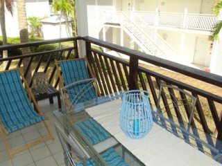 T2 hippocampe manganao : Appartement Guadeloupe