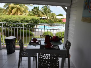 Charmant appartement t2 : Appartement Guadeloupe