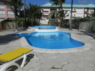 Résidence crystal beach : Appartement Guadeloupe