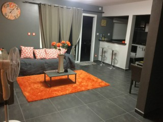Crossandra & lantana : Appartement Guadeloupe