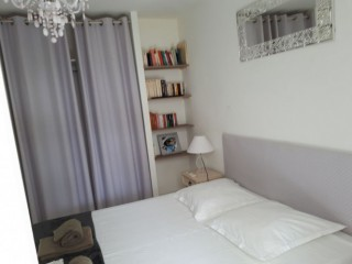 Location Appartement Guadeloupe - Chambre kit double 160