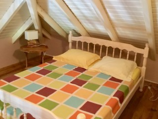 Location Appartement Guadeloupe - chambre 2 lit double