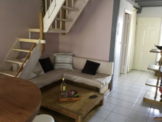 Location Appartement Guadeloupe - coin salon
