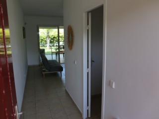 Location Appartement Guadeloupe - COULOIR D'ACCES AU T2 IDEAL