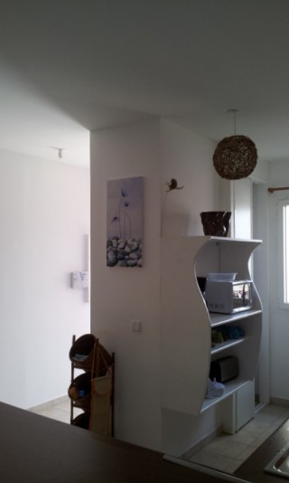 Location Appartement Guadeloupe - Cuisine