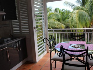 Location Appartement Guadeloupe - cuisines toutes identiques
