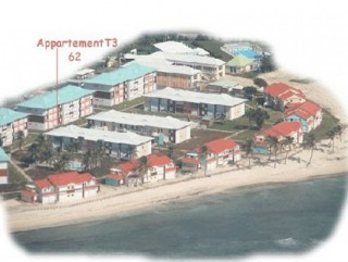 Location Appartement Guadeloupe - emplacement
