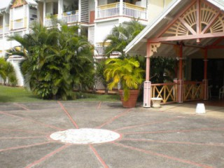 Location Appartement Guadeloupe - hall d'entree