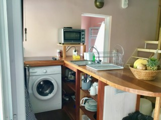 Location vacances Appartement Saint-François: kitchenette ...<br />