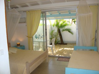 Case a coco : Appartement Guadeloupe