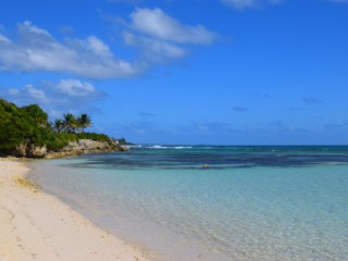 Location Appartement Guadeloupe - La plage