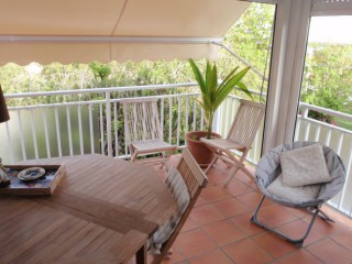 Magnolia : Appartement Guadeloupe