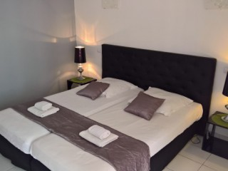Location Appartement Guadeloupe - Lit 2x90/200