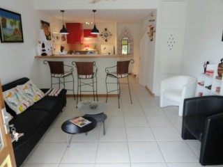 Location Appartement Guadeloupe - Living