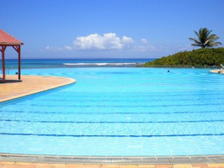 Location Appartement Guadeloupe - piscine