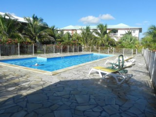 Location Appartement Guadeloupe - piscine 1