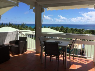6759, APPARTEMENT Guadeloupe: vue mer, piscine, climatisation