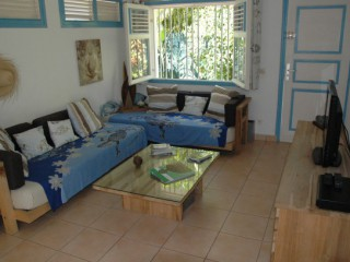 Location Villa Guadeloupe - Salon