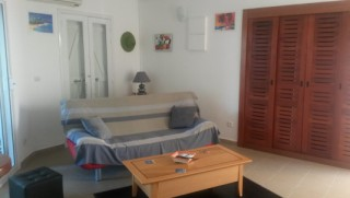 Location Appartement Guadeloupe - salon (1 couchage)