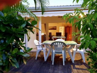 Le camarin : Appartement Guadeloupe