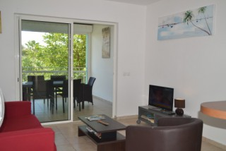 Location Appartement Guadeloupe - TV Grand écran