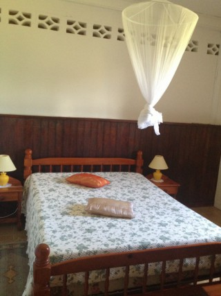 Location Appartement Guadeloupe - Une chambre