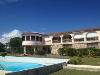 Location Appartement Guadeloupe - Vue entree