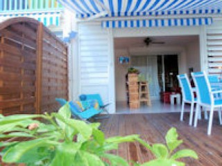 Location Appartement Guadeloupe : vue mer, piscine, clim, internet