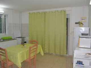 Location Appartement Guadeloupe - coin cuisine