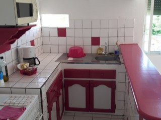Location Appartement Guadeloupe - Cuisine Malaka