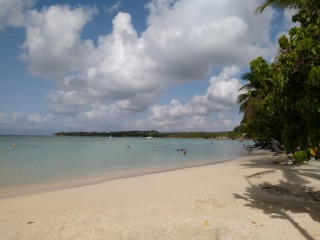 Location Appartement Guadeloupe - Plage du Bourg - 250m