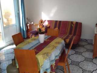 Location vacances Appartement Sainte-Anne: Salon ...<br />