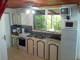 Location Appartement Guadeloupe - salon f1
