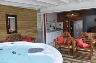 Location Appartement Guadeloupe : piscine, clim, internet
