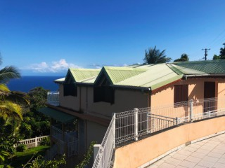 Location Appartement Guadeloupe : vue mer, climatisation, internet