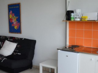 Location Appartement Martinique - T2  Anna  - Kitchenette