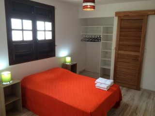 Location Appartement Martinique - T2  Elise  - chambre