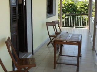Location Appartement Martinique - T3  Sylvie  - terrasse