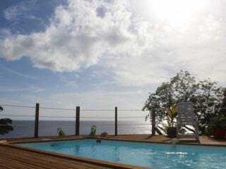 Kaylidoudou : Appartement Martinique