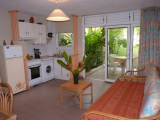 L'alpinia : Appartement Martinique