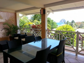 Location Appartement Martinique - APPARTEMENT COSI ET ZEN