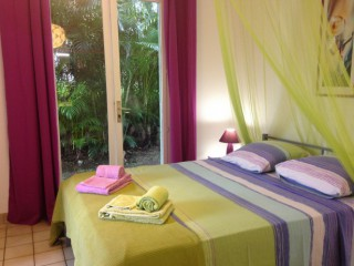 Location Appartement Martinique - chambre1