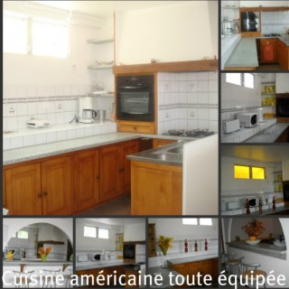 Appartement pepe : Appartement Martinique