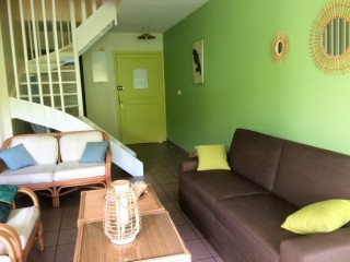 Location vacances Appartement Diamant: Entr&#233;e/salon ...<br />