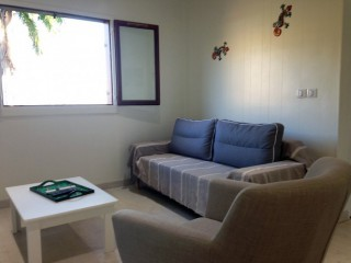 Location Appartement Martinique - le coin salon